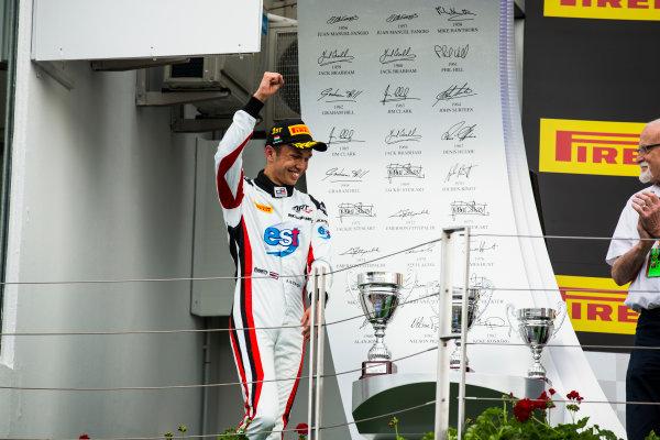 2016 GP3 Series Round 4 Hungaroring, Budapest, Hungary. Sunday 24 July 2016. Alexander Albon (THA, ART Grand Prix)  Photo: Sam Bloxham/GP3 Series Media Service. ref: Digital Image _SBB8273