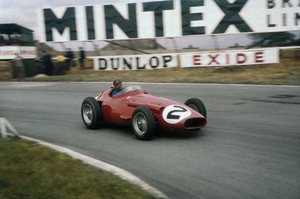 Aintree, England. 18th - 20th July 1957. Rd 4.