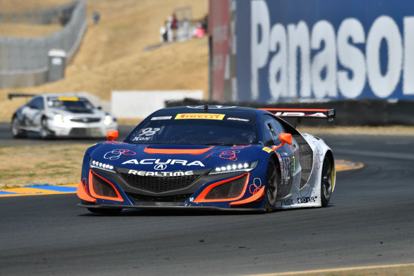 Pirelli World Challenge Grand Prix of Sonoma Sonoma Raceway, Sonoma, CA USA Sunday 17 September 2017 Peter Kox World Copyright: Richard Dole LAT Images ref: Digital Image RD_NOCAL_17_279