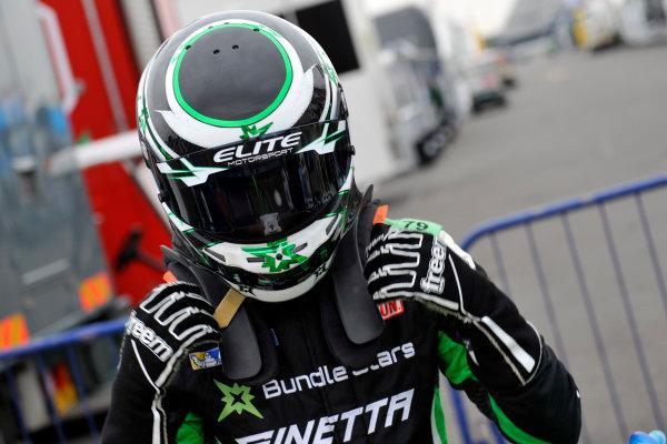 2017 Ginetta Junior Chamionship, Rockingham, 27th-28th August 2017, Greg Johnson Elite Motorsport Ginetta Junior World copyright. JEP/LAT Images