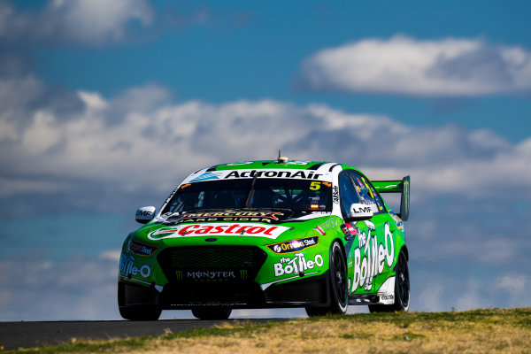 2017 Supercars Championship Round 9.  Sydney SuperSprint, Sydney Motorsport Park, Eastern Creek, Australia. Friday 18th August to Sunday 20th August 2017. Mark Winterbottom, Prodrive Racing Australia Ford.  World Copyright: Daniel Kalisz/LAT Images Ref: Digital Image 190817_VASCR9_DKIMG_3361.jpg