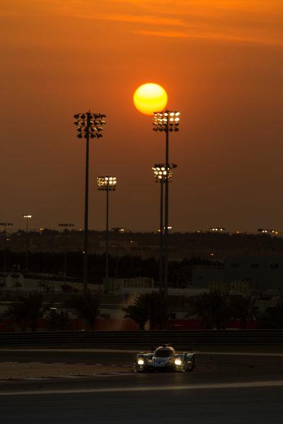 2015 FIA World Endurance Championship Bahrain 6-Hours Bahrain International Circuit, Bahrain Saturday 21 November 2015. Matthew Howson, Richard Bradley, Nick Tandy (#47 LMP2 KCMG Oreca 05 Nissan). World Copyright: Sam Bloxham/LAT Photographic ref: Digital Image _SBL5243