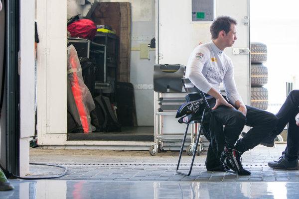 2015 GP2 Series Test 3. Yas Marina Circuit, Abu Dhabi, United Arab Emirates. Wednesday 2 December 2015. Nick Yelloly (GBR, MP Motorsport). World Copyright: Zak Mauger/LAT Photographic. ref: Digital Image _L0U0116