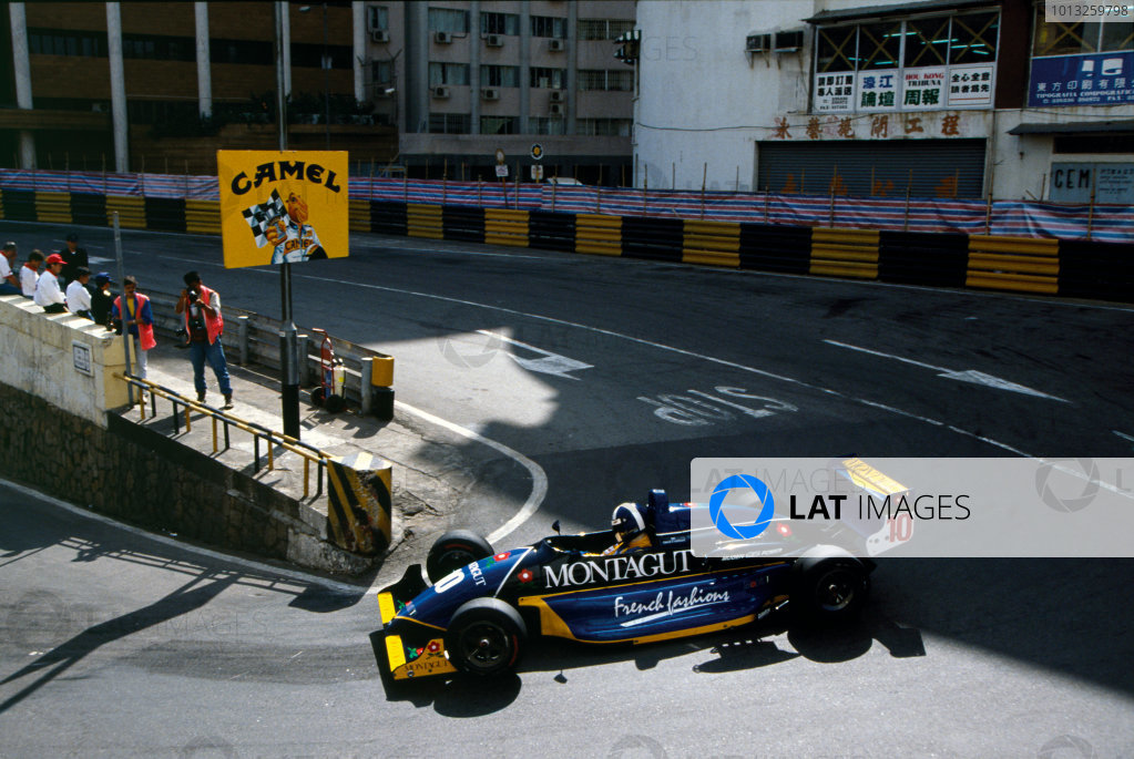 Macau, China.