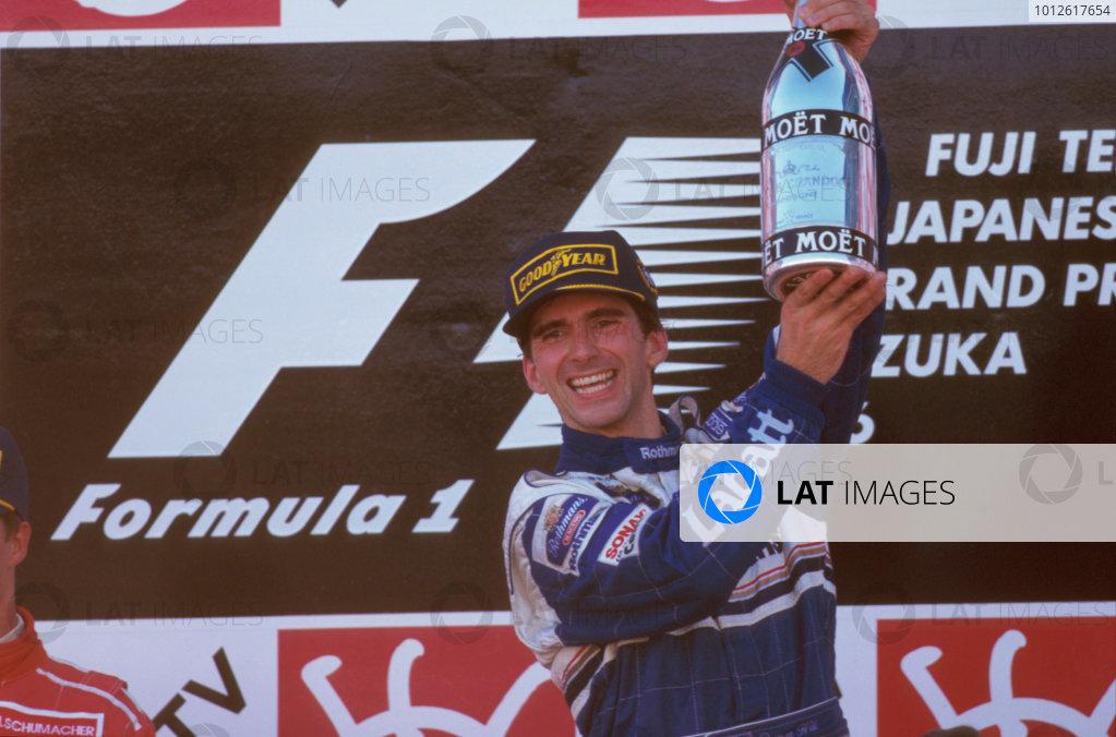 1996 Japanese Grand Prix.