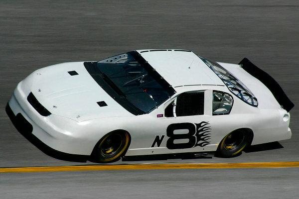 2003 NASCAR TestingDaytona, USA. 26th January 2003 Dale Earnhardt Jr (Chevrolet), action.World Copyright: Greg Aleck/ LAT Photographic ref: Digital Image Only
