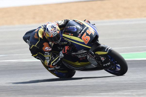 Bo Bendsneyder, Tech 3 Racing.