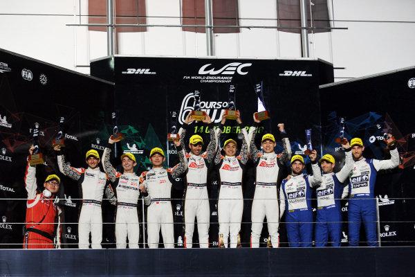 #37 Jackie Chan DC Racing Oreca 07 Gibson: Jazeman Jaafar, Weiron Tan, Nabil Jeffri