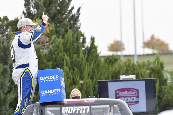 #23: Brett Moffitt, GMS Racing, Chevrolet Silverado Concrete Supply