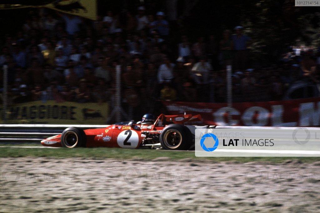1970 Italian Grand Prix.