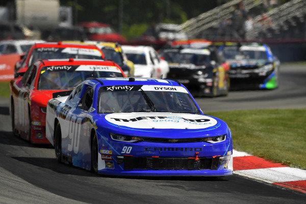 #90: Chris Dyson, DGM Racing, Chevrolet Camaro Thetford