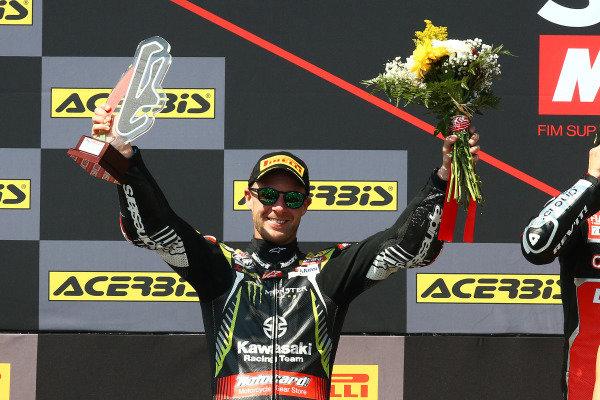 Jonathan Rea, Kawasaki Racing Team.