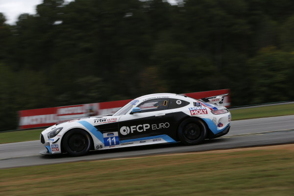 #11: FCP Euro Mercedes-AMG GT GT4, GS: Nate Vincent, Michael Hurczyn