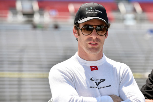 10-11 June, 2016, Fort Worth, Texas USA Simon Pagenaud ? 2016, Nigel Kinrade LAT Photo USA