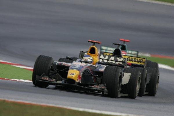 2005 GP2 Series - TurkeyIstanbul Park, IstanbulSunday Race 2Heikki Kovalainen ( fin, Arden) Race Action. Copyright: GP2 Series Media Service ref: Digital Image Only