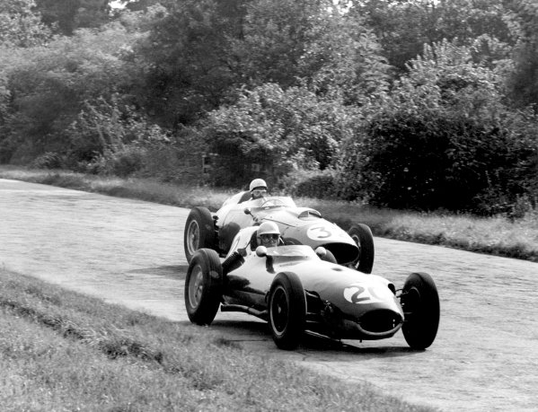 1959 Italian Grand Prix.