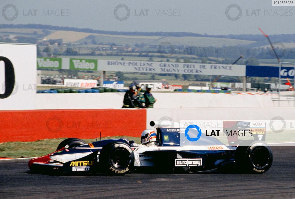 1991 French Grand Prix.