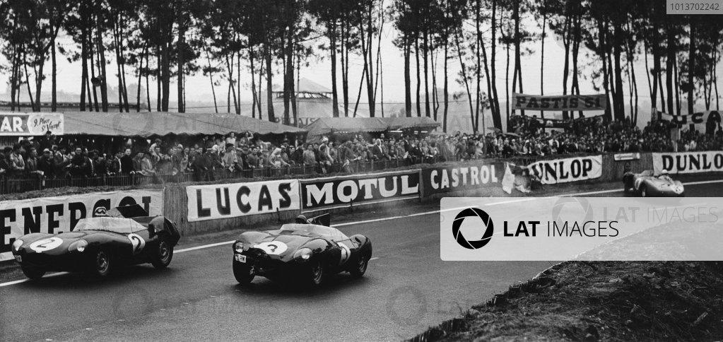 1956 Le Mans 24 hours.