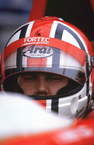 International Formula 3000 Championship Nurburgring, Germany. 19th - 20th May 2000 Brit Jamie Davies returned to the F3000 championship for Fortec Motorsport World - Bellanca/LAT Photographic