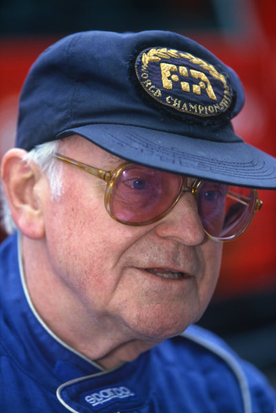 Imola, Italy. 30th April - 2nd May 1999.
