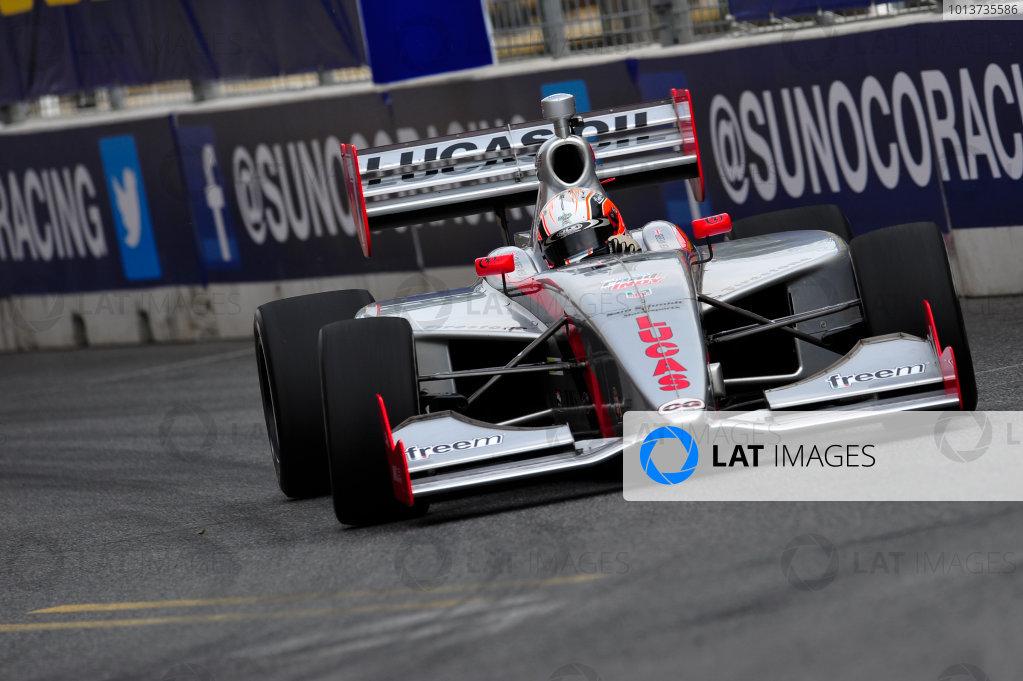 2012 Indy Lights Baltimore