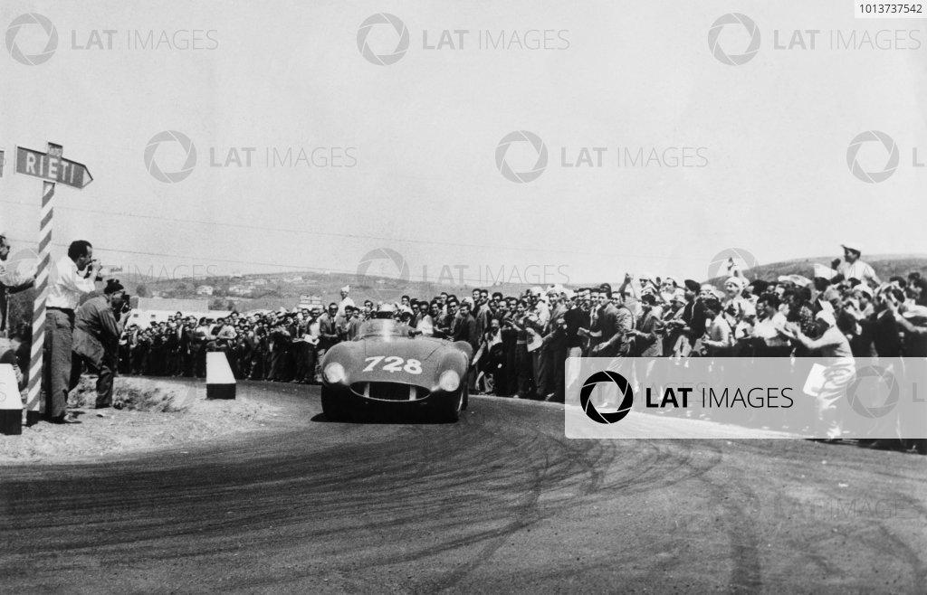 1955 Mille Miglia.
