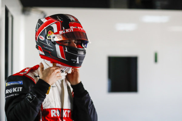 Arthur Leclerc (MCO), Rookie Test Driver for Venturi