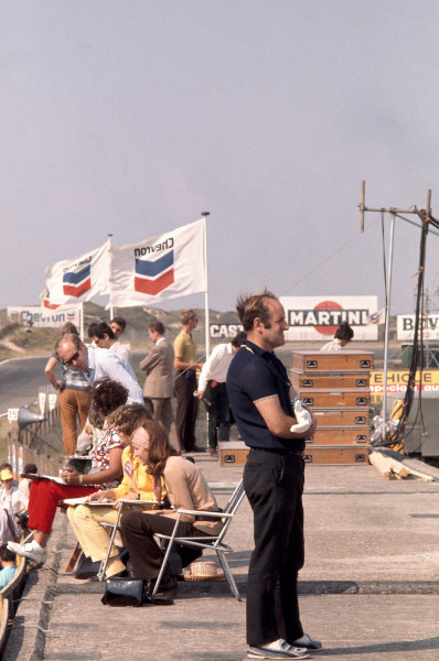 1970 Dutch Grand Prix.Zandvoort, Holland.19-21 June 1970.Denny Hulme.Ref-H5A 07.World Copyright - LAT Photographic