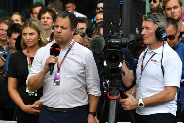 Ted Kravitz, Sky TV