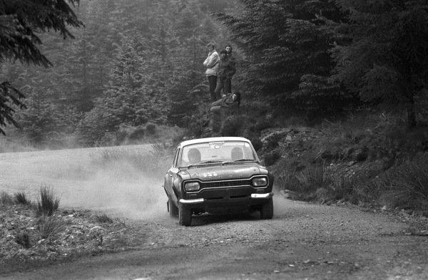 Ford Escort MkI.
