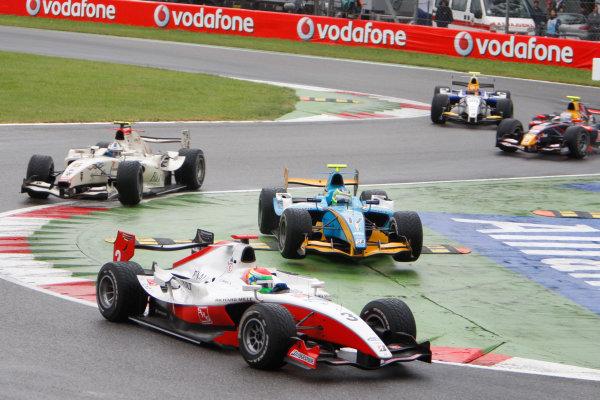 Autodromo di Monza, Monza, Italy 14th September.Sunday Race.  Sakon Yamamoto (JPN, ART Grand Prix). Action. World Copyright: Glenn Dunbar/GP2 Series Media Service. ref: Digital Image _O9T7815