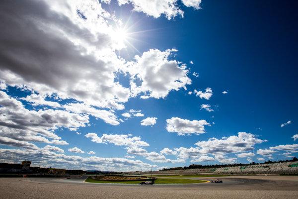 2016 GP3 Series Testing. Circuit Ricardo Tormo, Valencia, Spain. Friday 8 April 2016. Antonio Fuoco (ITA, Trident). World Copyright: Zak Mauger/LAT Photographic. ref: Digital Image _79P8014
