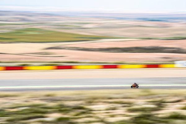 2017 MotoGP Championship - Round 14 Aragon, Spain. Friday 22 September 2017 Mika Kallio, Red Bull KTM Factory Racing  World Copyright: Gold and Goose / LAT Images ref: Digital Image 693732