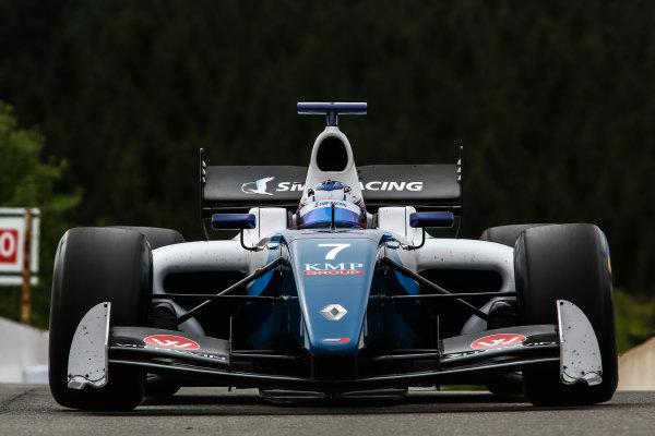 SPA-FRANCORCHAMPS 20-22 May 2016: Formula V8 3.5 at Spa-Francorchamps. Egor Orudzhez #7 Arden Motorsport. Portrait. © 2016 Sebastiaan Rozendaal / Dutch Photo Agency / LAT Photographic