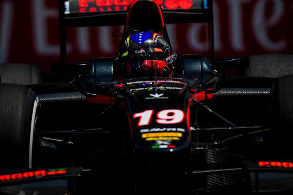2017 FIA Formula 2 Round 4. Baku City Circuit, Baku, Azerbaijan. Friday 23 June 2017. Johnny Cecotto Jr. (VEN, Rapax)  Photo: Zak Mauger/FIA Formula 2. ref: Digital Image _54I0109