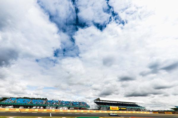 Silverstone, Northamptonshire, UK.  Friday 14 July 2017. Lewis Hamilton, Mercedes F1 W08 EQ Power+. World Copyright: Glenn Dunbar/LAT Images  ref: Digital Image _31I3086