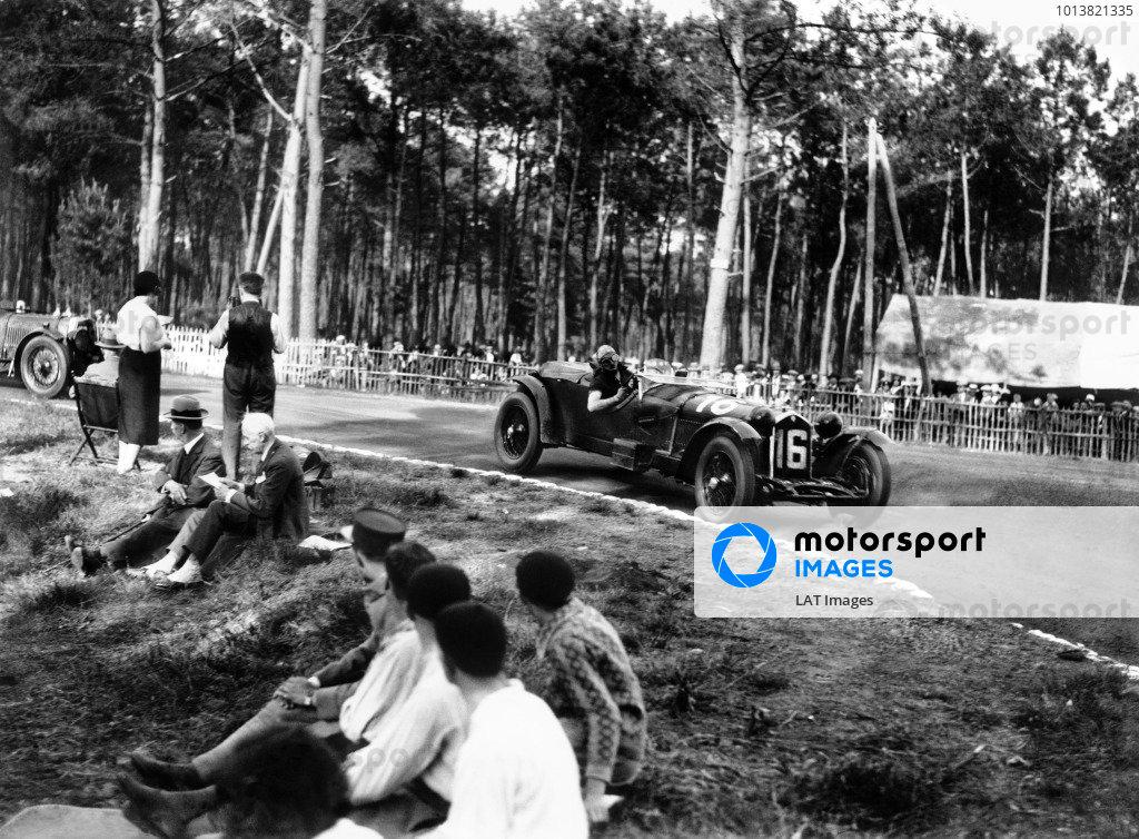 1931 Le Mans 24 hours.
