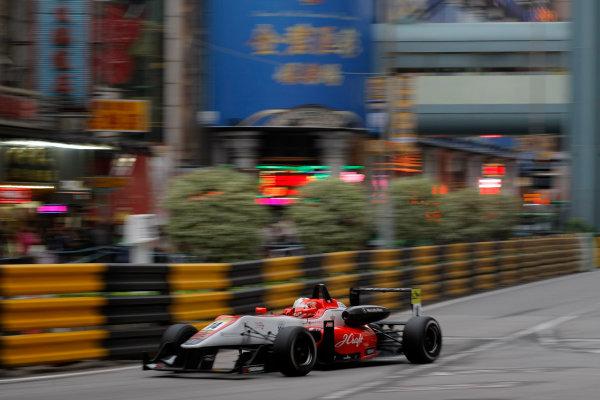 2012 Macau Grand Prix. Circuit de Guia, Macau. 15th - 18th November 2012. Alex Lynn (GBR) Fortec Motorsport Dallara Mercedes. World Copyright: Ebrey/LAT Photographic.