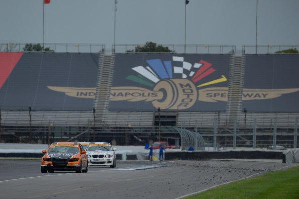 24-25 July,  2014, Indianapolis, Indiana, USA 56, BMW, 328i, ST, Jeff Mosing, Eric Foss ©2014, Richard Dole LAT Photo USA
