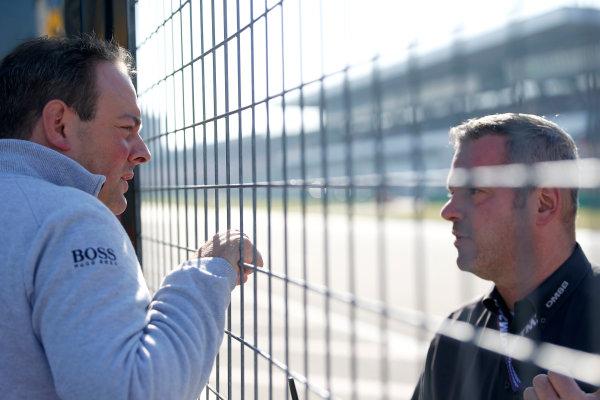 2017 DTM Round 9  Hockenheimring, Germany  Sunday 15 October 2017. Ullrich Fritz, Team principal Mercedes-AMG HWA  World Copyright: Alexander Trienitz/LAT Images ref: Digital Image 2017-DTM-HH2-AT2-1417