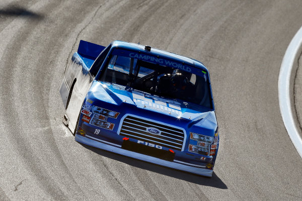 NASCAR Camping World Truck Series Las Vegas 350 Las Vegas Motor Speedway, Las Vegas, NV USA Saturday 30 September 2017 Austin Cindric, Ford F150 World Copyright: Russell LaBounty LAT Images