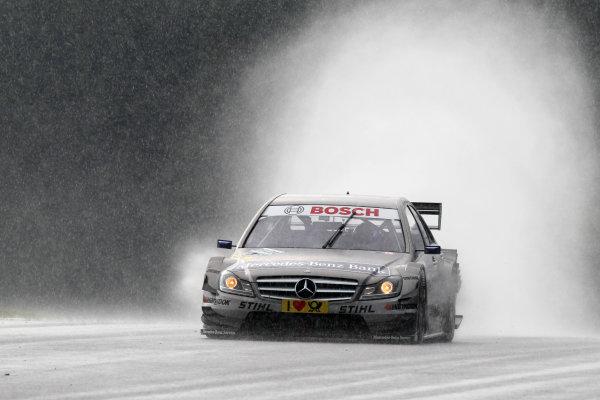 Bruno Spengler (CDN), Mercedes-Benz Bank AMG.DTM, Rd3, Red Bull Ring, Spielberg, Austria. 3-5 June 2011.World Copyright: LAT Photographicref: Digital Image dne1103ju53
