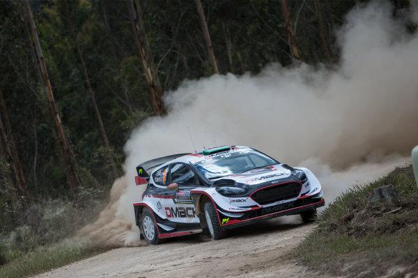 2017 FIA World Rally Championship, Round 13, Rally Australia 2017, 16-19 November 2017, Elfyn Evans, Ford, action, Worldwide Copyright: LAT/McKlein