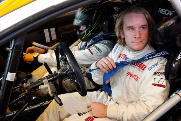 Round 12-Rally Spain. 20th-23th October 2011.Mads Ostberg, Ford WRC, Portrait.Worldwide Copyright: McKlein/LAT