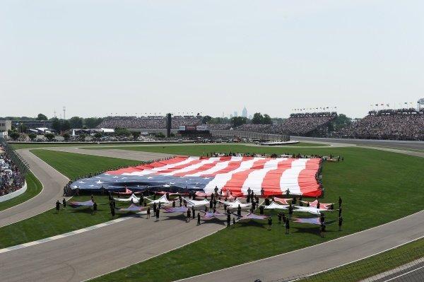 Indy 500 atmosphere.IndyCar Series, Rd5, Indianapolis 500, Indianapolis Motor Speedway, Indianapolis, USA, 29 May 2011.