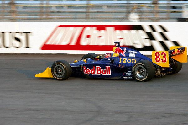 Patrick Carpentier (CAN), Red Bull Cheever Racing Dallara Toyota, finished third in the Suntrust Indy 300. IRL IndyCar Series, Rd7, Suntrust Indy 300, Richmond International Raceway, Richmond, Virginia, USA. 24-25 June 2005. DIGITAL IMAGE