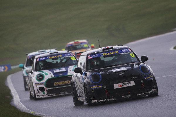 Brad Hutchison - MPH Racing MINI