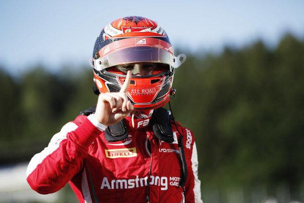 Marcus Armstrong (NZL) PREMA Racing