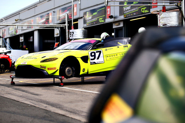 Tom Canning / Ashley Hand TF Sport Aston Martin V8 Vantage GT4