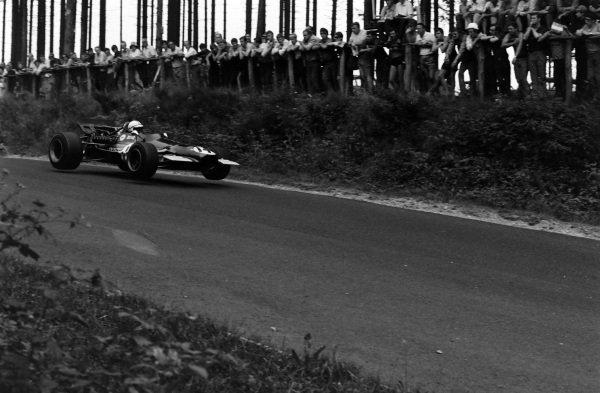 John Surtees, BRM P139.